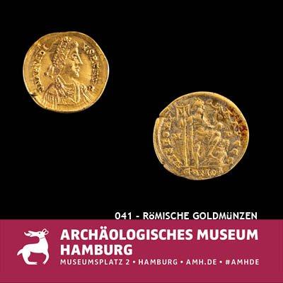041 Römische Goldmünzen