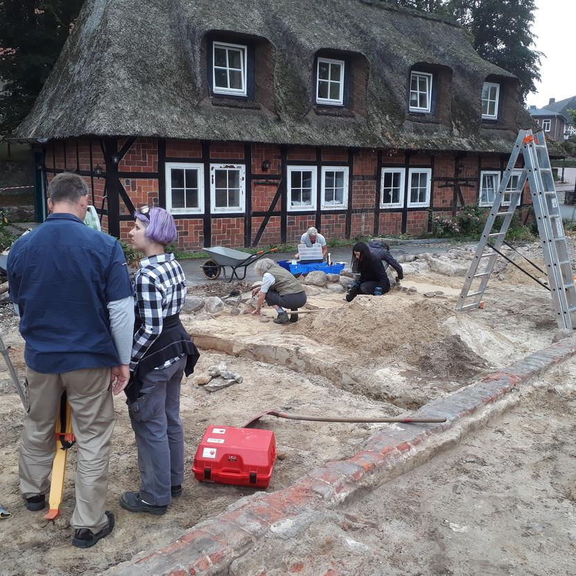 AMH 022: Die Grabung am Salzhausener Josthof