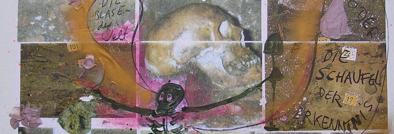 Jonathan Meese und Daniel Richter – Der archäologische Schrecken