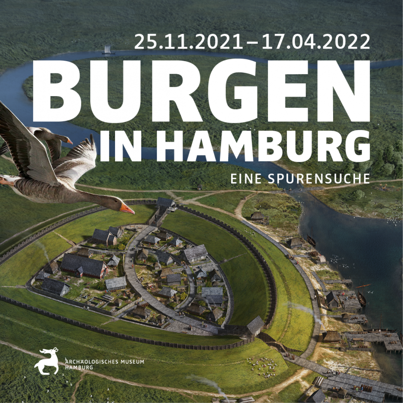 Burgen in Hamburg – Eine Spurensuche