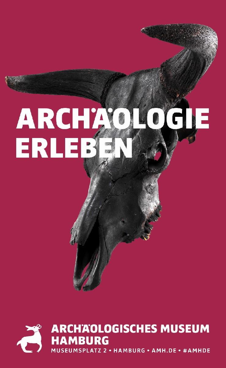Plakat Dauerausstellung AMH, Auerochse