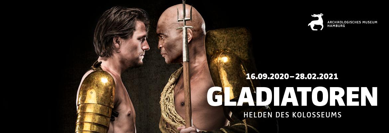 Gladiatoren – Helden des Kolosseums
