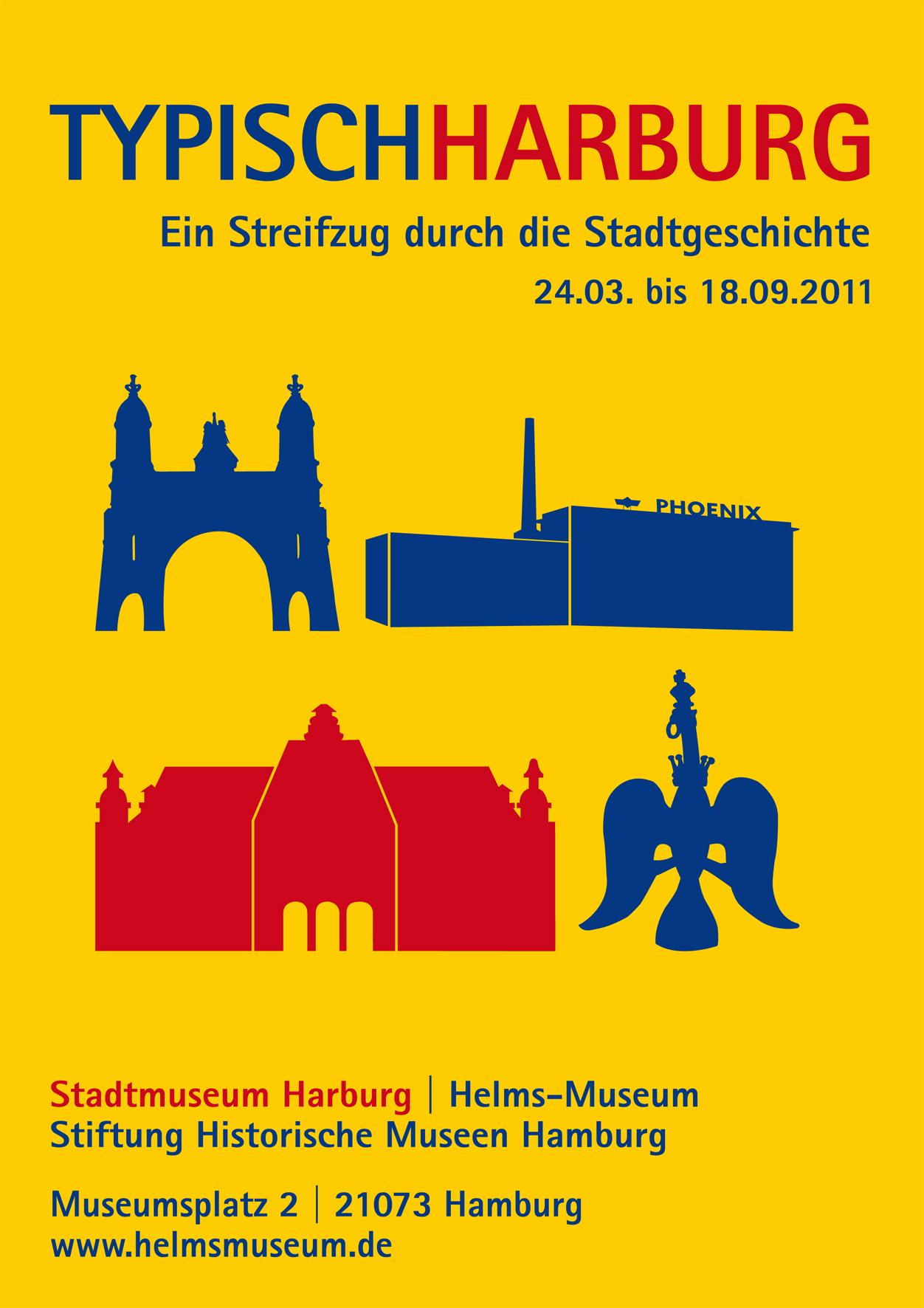 Typisch Harburg Plakat