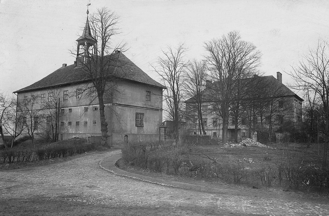 Harburger Schloss-um 1890
