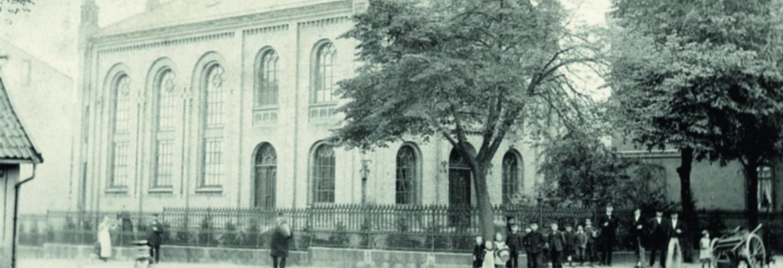 Places of Jewish Life in Harburg