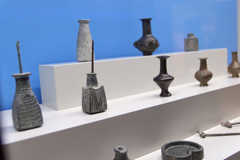 Objektbild Sonderausstellung Margiana - Ein Königreich der Bronzezeit in Turkmenistan Foto von Peet Behm