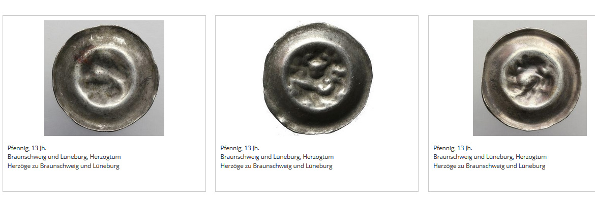 Online Collection: 3,000 Medieval Coins