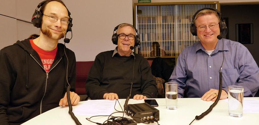 Podcast Folge 7: Archäologie! Stadtgeschichte! Und gutes Essen!