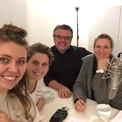 Podcastfolge 16: Willkommen in der Hammaburg! Eine Audiotour entsteht!