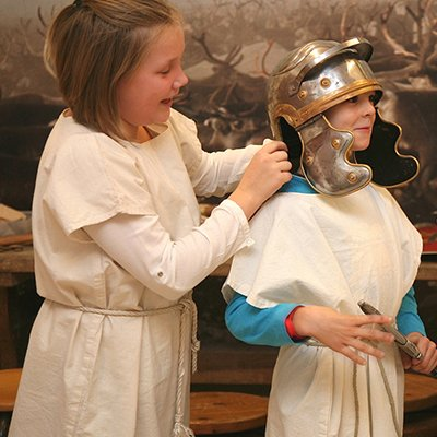 Kindergeburtstag im Museum feiern