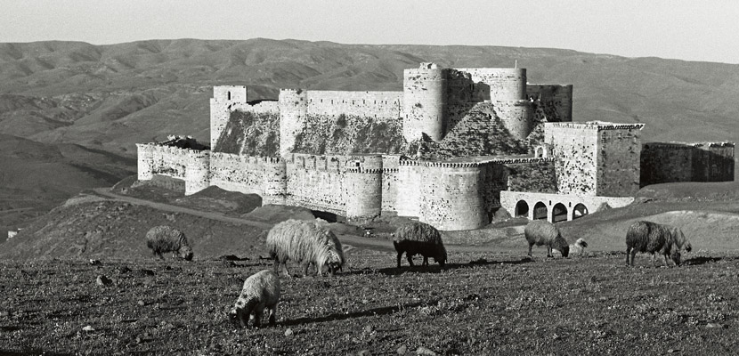 Guided tour SYRIA – Fragments of a journey through time in photographs