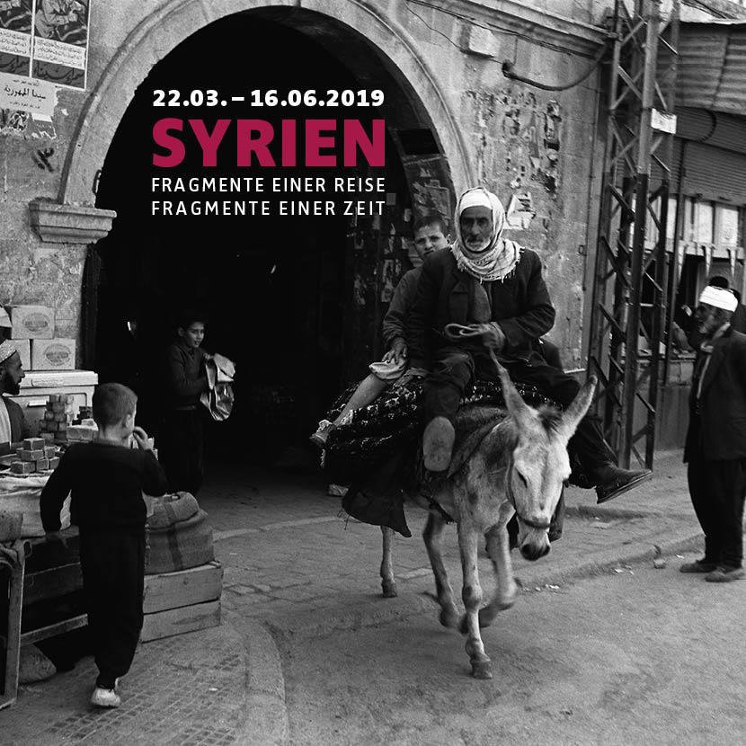 SYRIA. Fragments of a Journey, Fragments of a Time