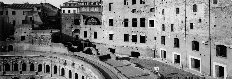 Die Trajansmärkte in Rom – Vom antiken Monument zum Museum der Kaiserforen