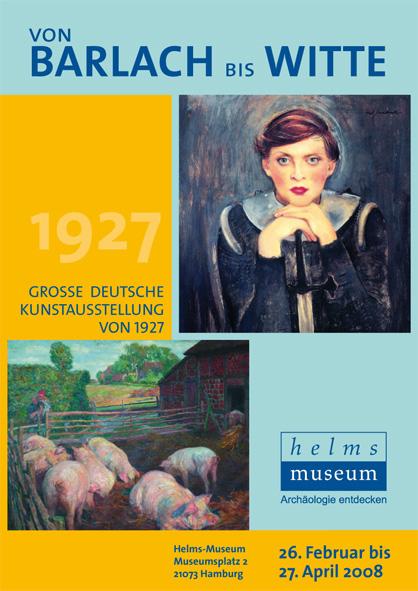 Von Barlach bis Witte | Ausstellung Archäologisches Museum Hamburg