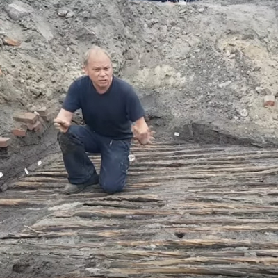 Ausgegraben Folge 6: Wege, Keramik & Wasserleitungen