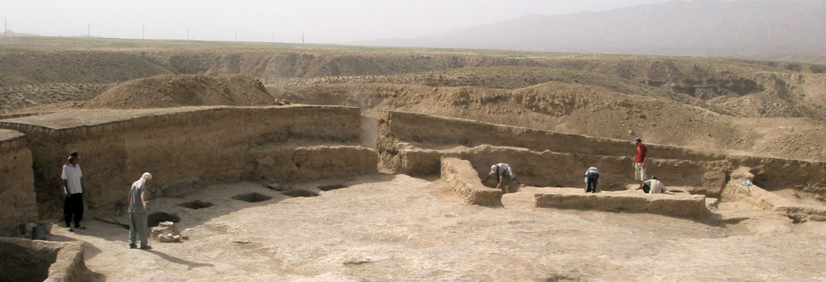 Window into History: Alexander the Great in Central Asia – the fortress of Kurganzol in Uzbekistan