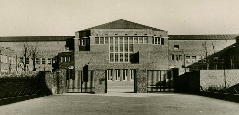 ZEITWENDE – The Friedrich Ebert Gymnasium in photographs from 1930